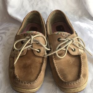 Sperry Top-Sider Bluefish Plaid Boatshoes